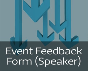 Event-Feedback-Form-(Speaker)