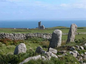 Lundy Island Church