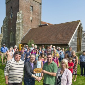eco congregation award lewes