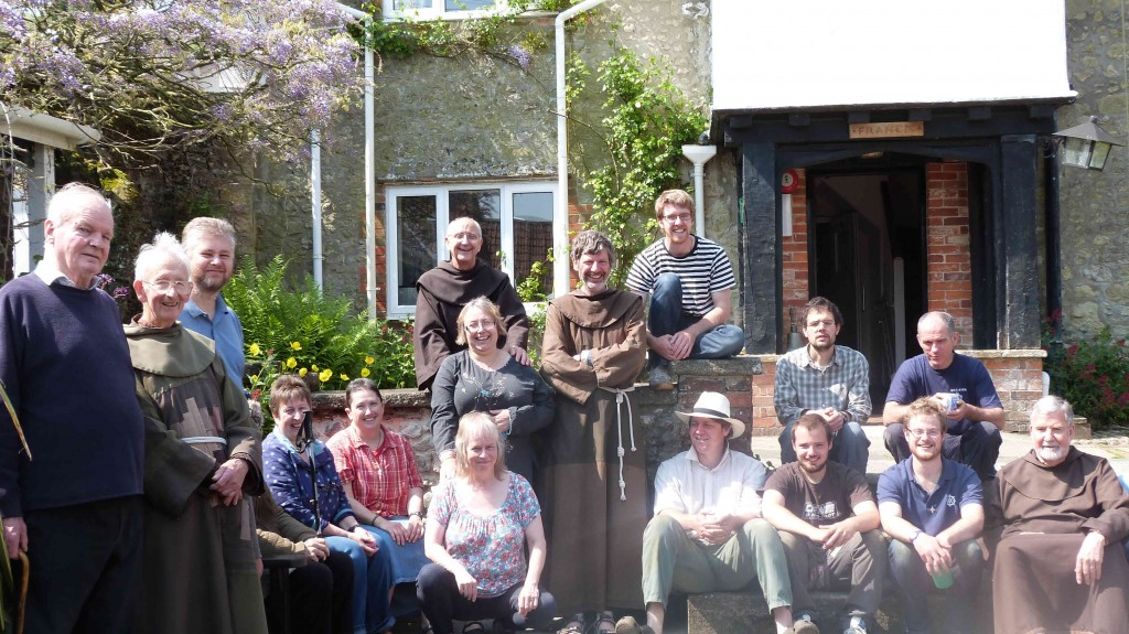 Hilfield Community 2013. Photo by Lydia Reese