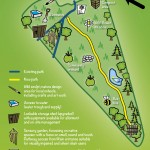 Wolf Fields Illustrated Map