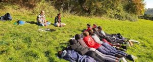 Rising to the moment: meeting young people's concerns about climate change